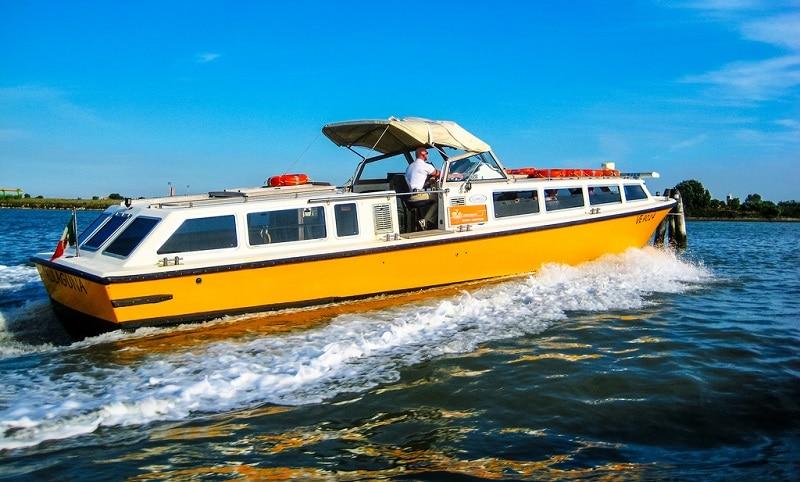 Alilaguna, bateau aéroport de Venise