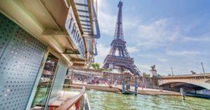 Bateaux parisiens, croisière sur la Seine