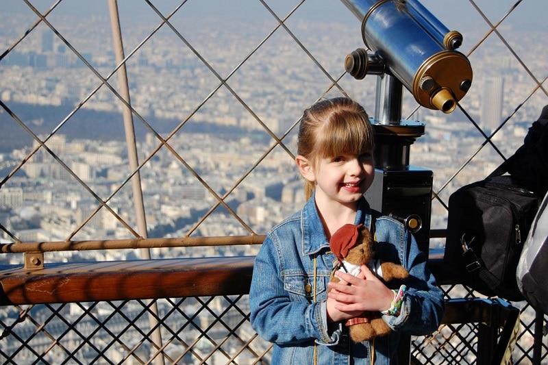 Observation Tour Eiffel