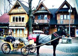 Calèche à Zakopane