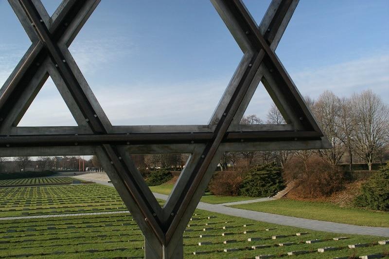 Camp de Terezin, étoile juive