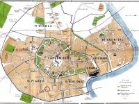 Cartes et plans de Cracovie
