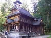 Chapelle, Zakopane