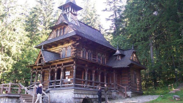 Visiter Zakopane, la capitale polonaise des sports d'hiver aux monts Tatras
