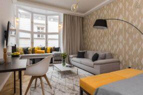 Fragola appartement à Cracovie