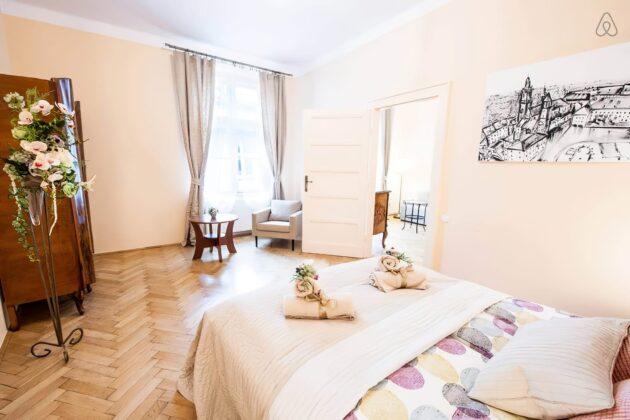 5 magnifiques Airbnb à Cracovie