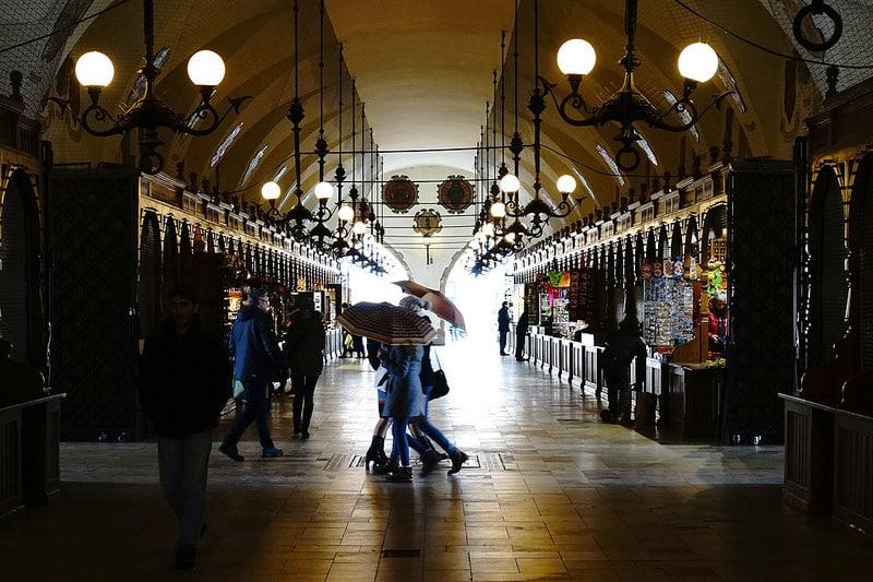 Halle aux Draps, Stare Miasto, Cracovie