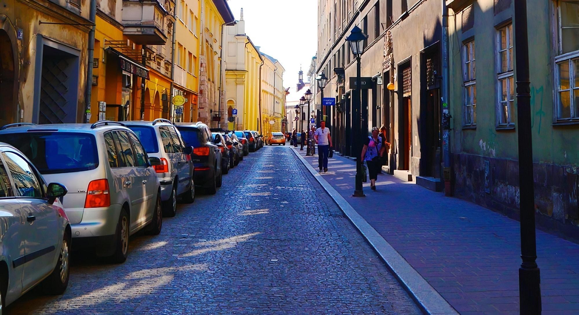 Location de voiture à Cracovie