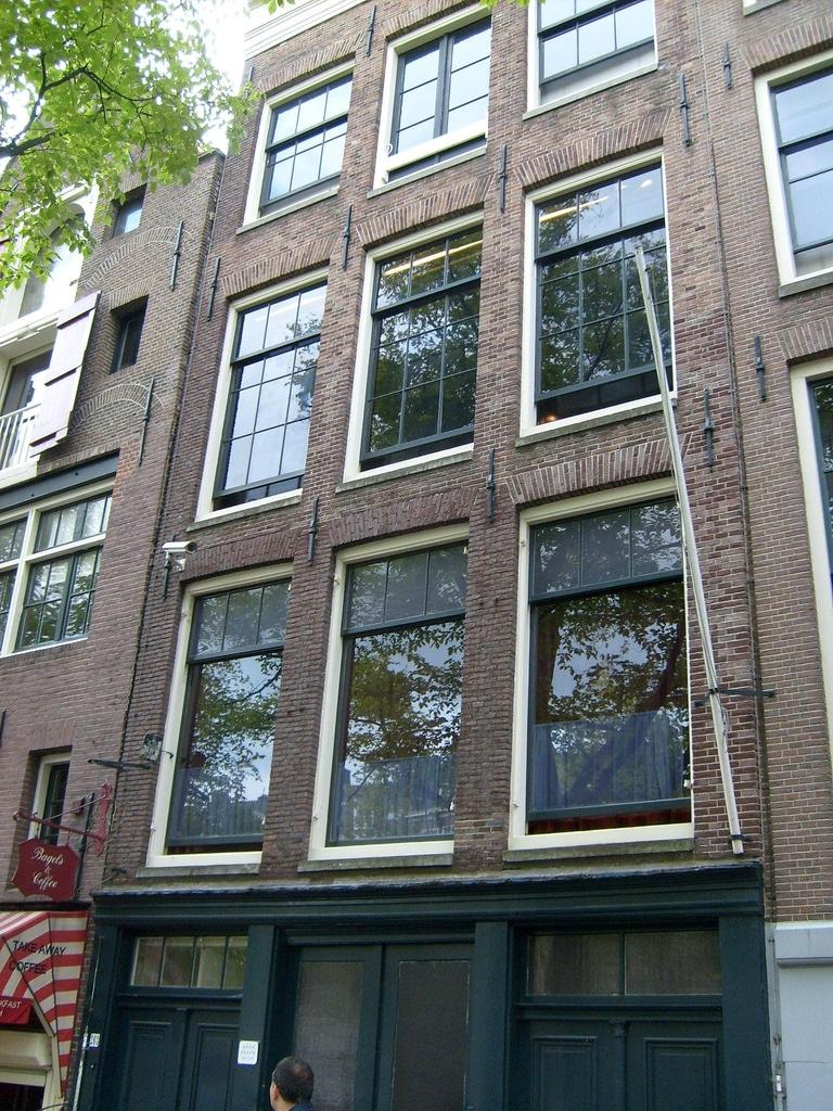 Maison Anne Franck, Amsterdam