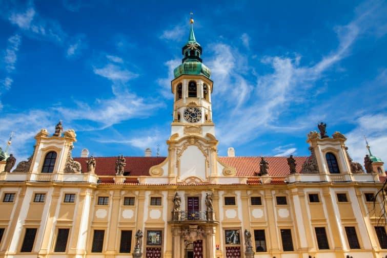 Eglise Notre-Dame-de-Lorette, Prague
