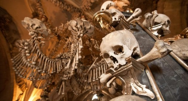 Visiter Kutná Hora et l'ossuaire de Sedlec depuis Prague
