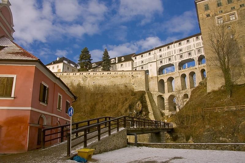 Pont de Cesky Krumlov