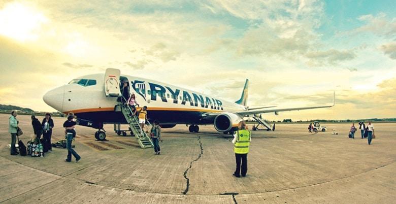 Ryanair à Trévise