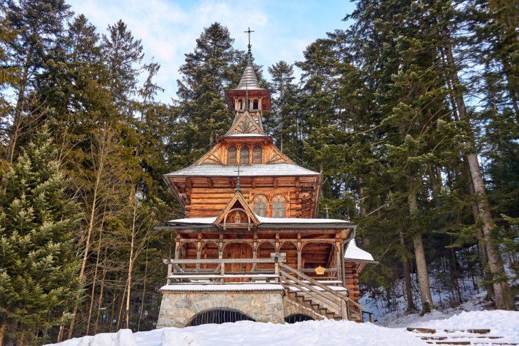 Chapelle Jaszczurówka