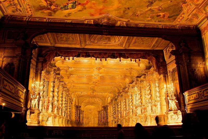 Théâtre baroque de Cesky Krumlov
