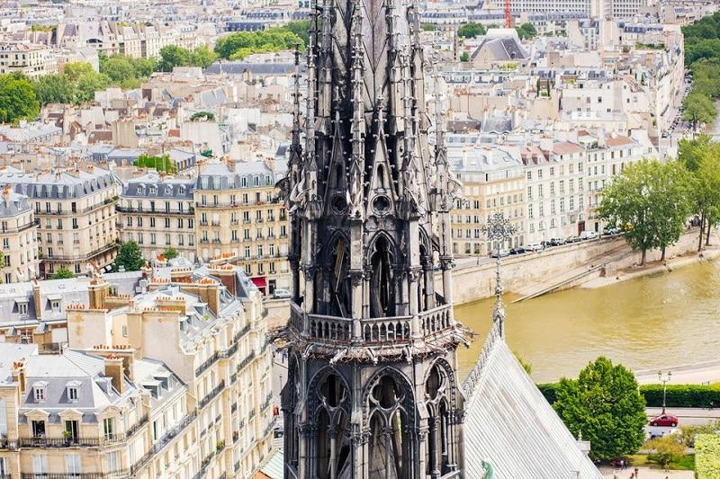 Tours-Cathédrale Notre-Dame de Paris-