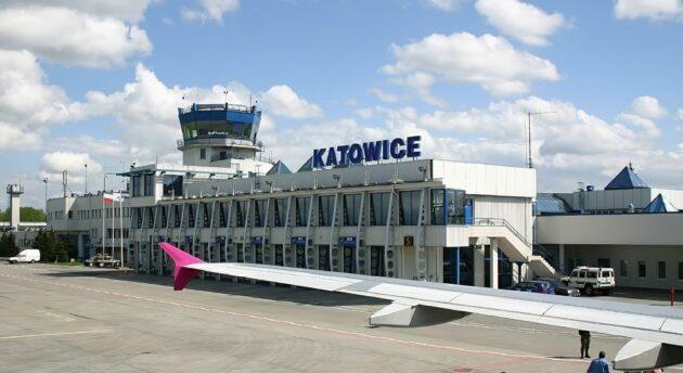 Transfert entre l'aéroport de Katowice et Cracovie