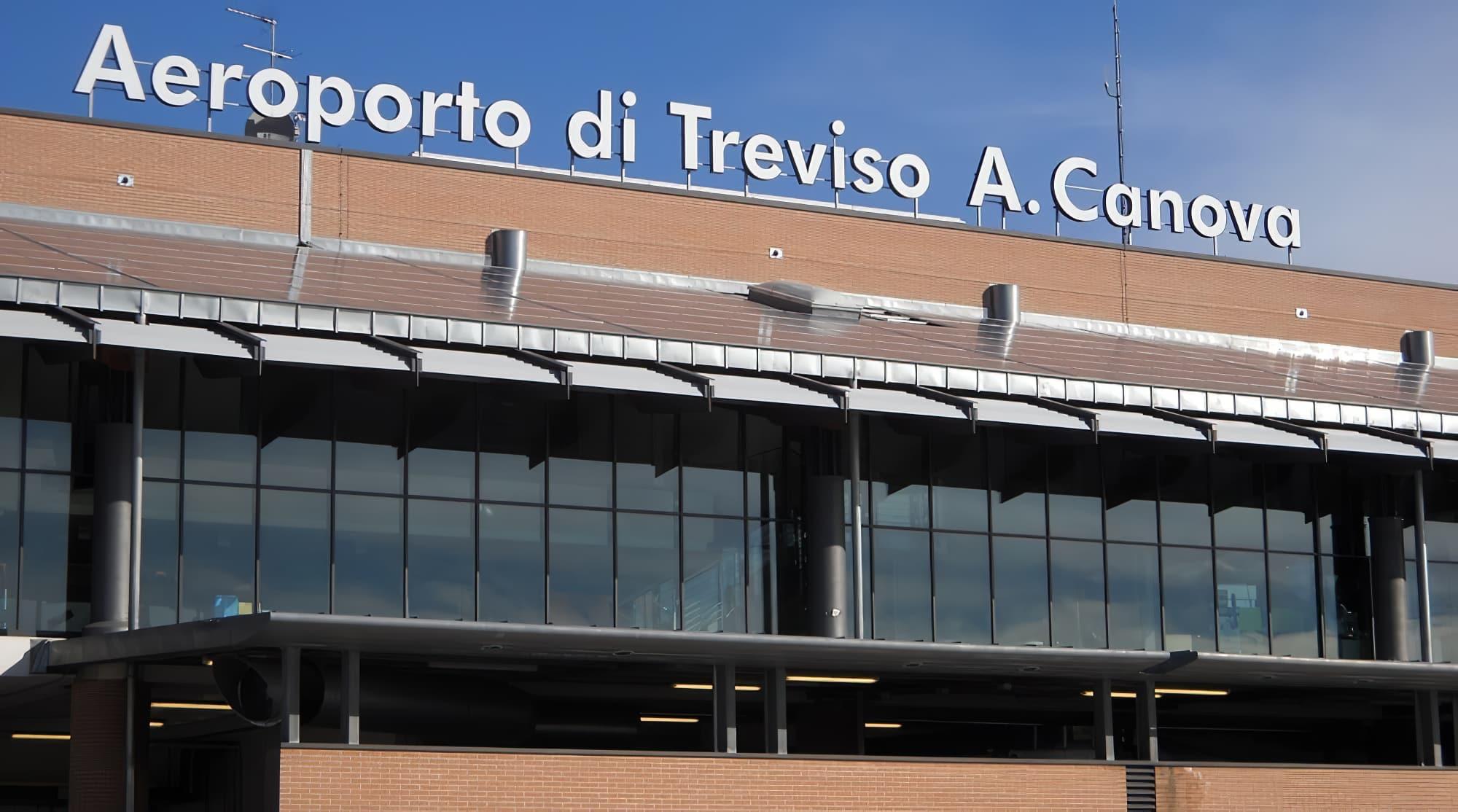Transfert entre l'aéroport de Trévise et Venise