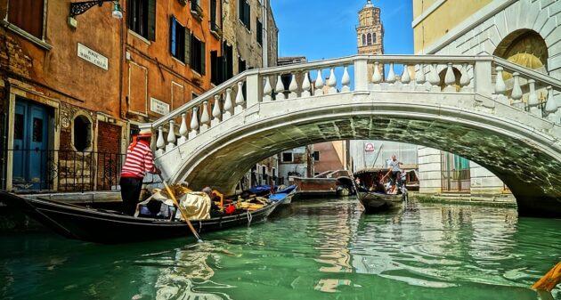 Transfert entre l'aéroport Marco-Polo et Venise