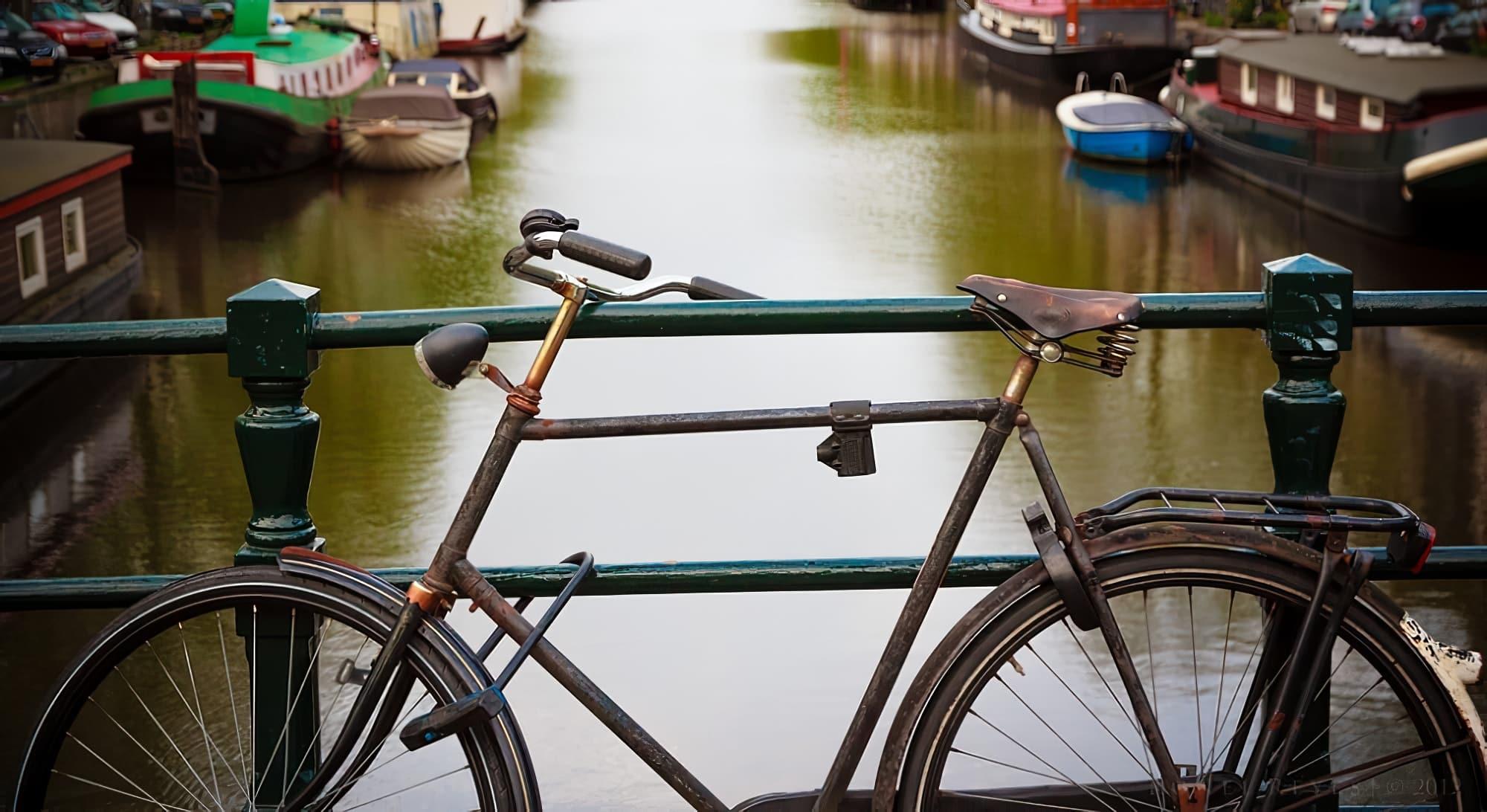 Où et comment louer un vélo à Amsterdam ?