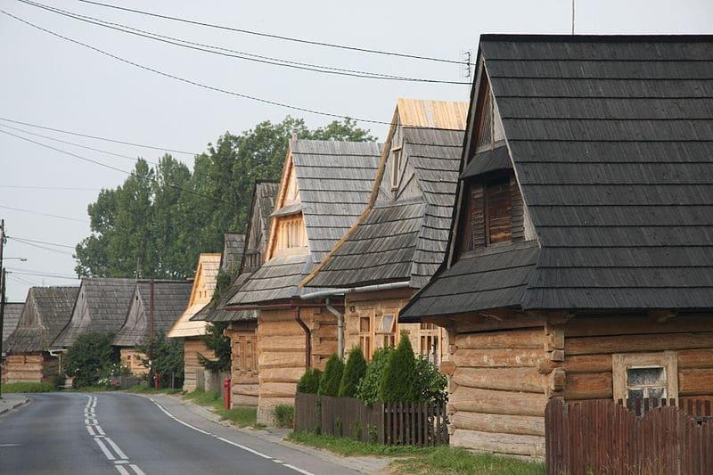 Village de Chochołów