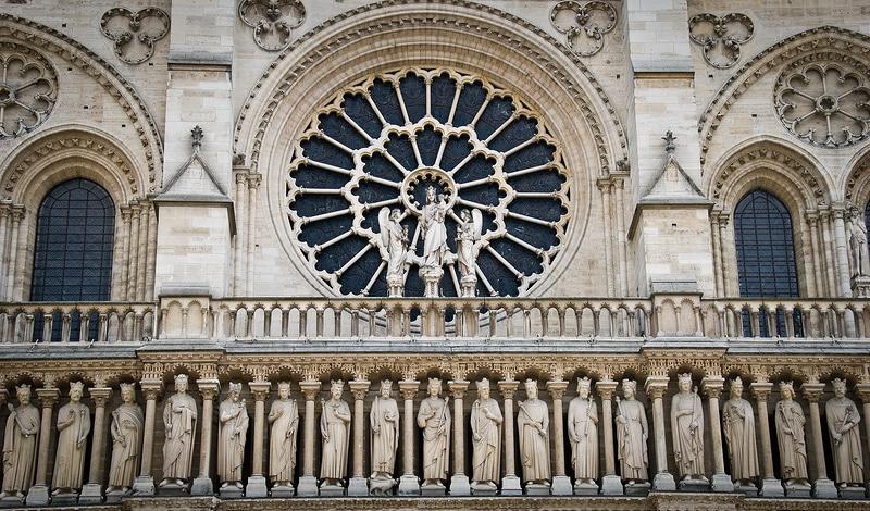 Visite cathédrale Notre-Dame de Paris