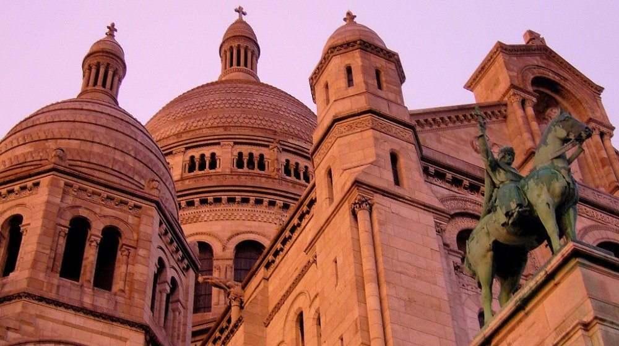 Visiter le dôme du Sacré-Cœur à Paris avec billet coupe-file