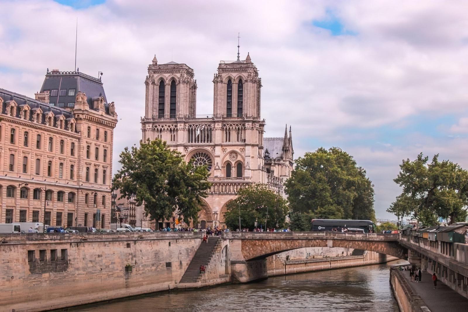 Visiter la Cathédrale Notre-Dame de Paris