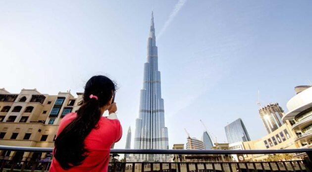 Visiter la Tour Burj Khalifa et monter aux 124e, 125e et 148e étages