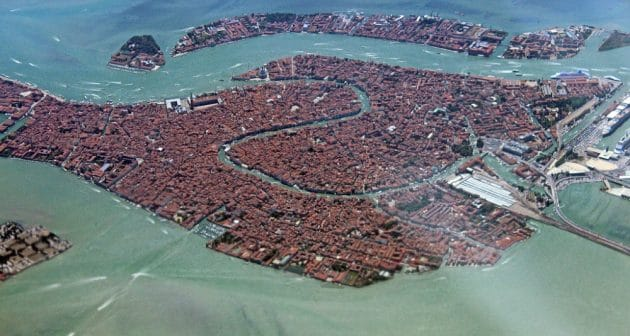 Trouver un vol pas cher pour aller à Venise