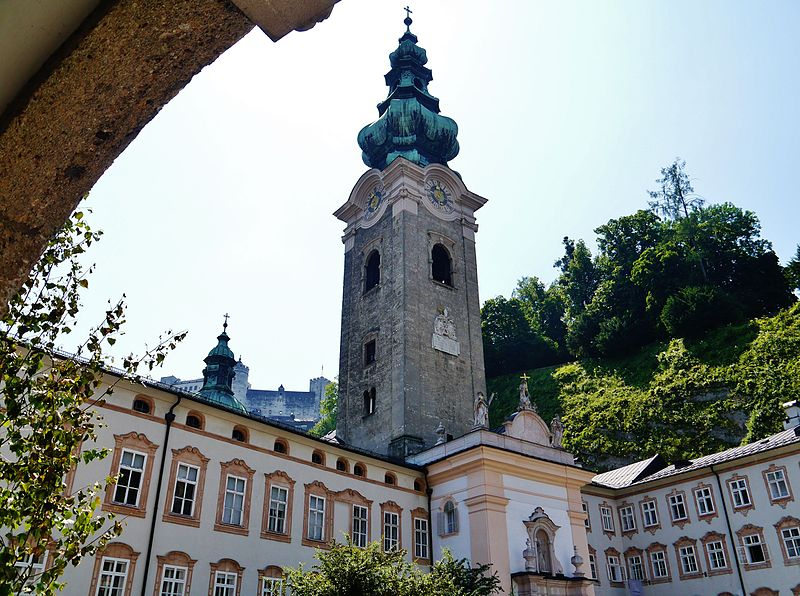 Abbaye Saint-Pierre, Salzbourg