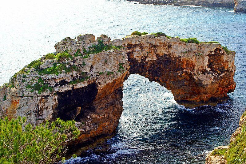 Arche Es Pontas à Majorque