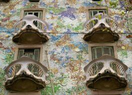 Balcons de la Casa Batlló