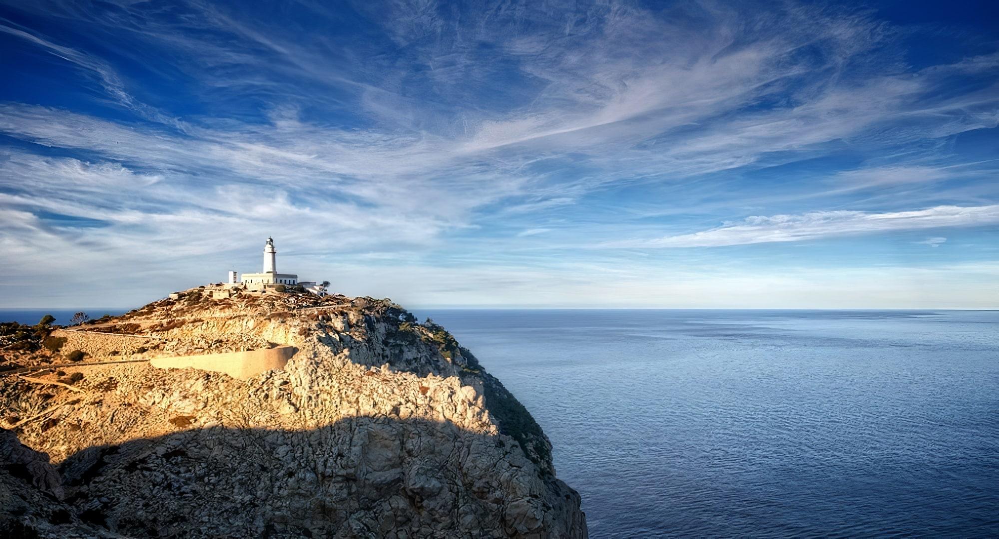 Cap de Formentor, Majorque
