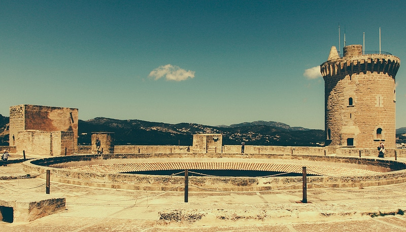 Castell de Bellver, Palma de Majorque