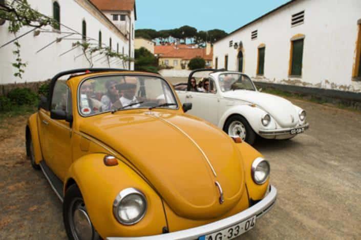 Tour en coccinelle de Lisbonne