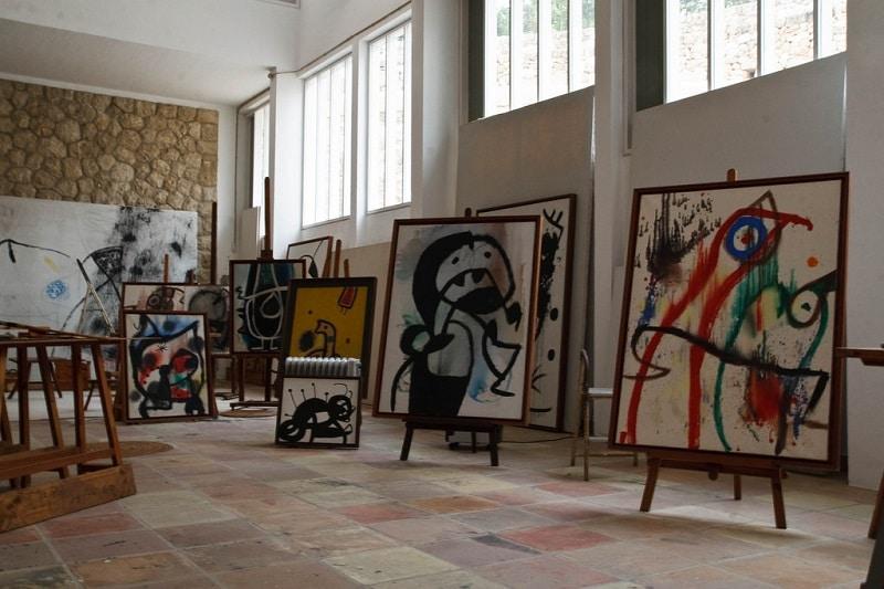 Fondation Joan Miro à Palma de Majorque