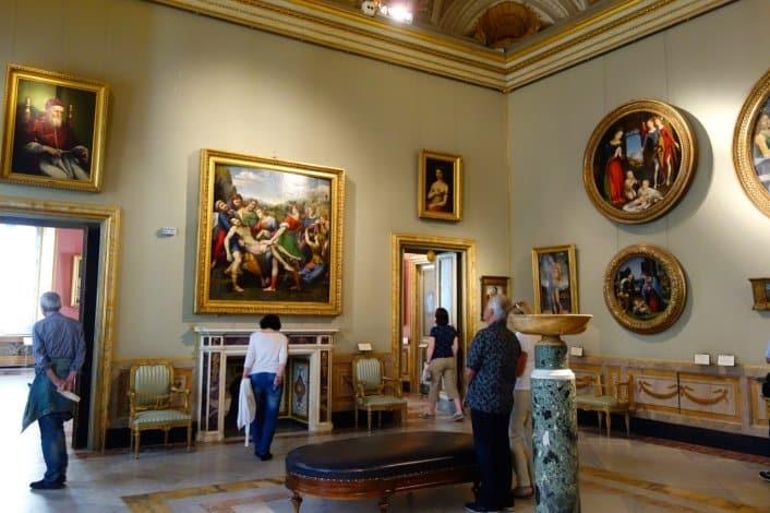 Galerie Borghese à Rome