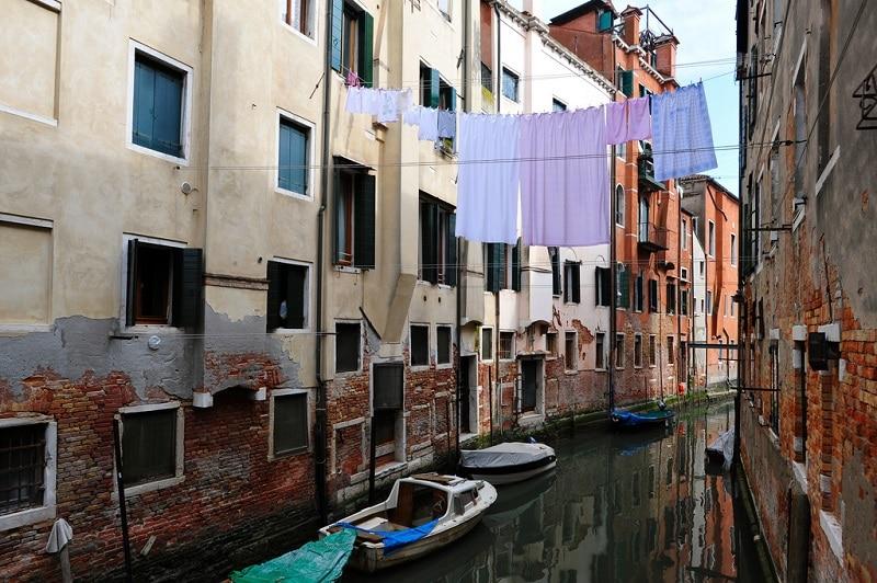 Hotel quartier Cannaregio, Venise