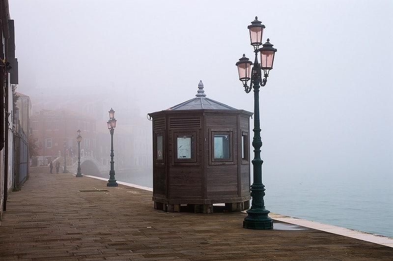 Hotel quartier Giudecca, Venise