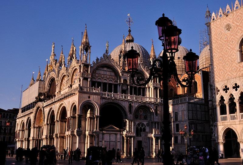 Hotel quartier San Marco, Venise