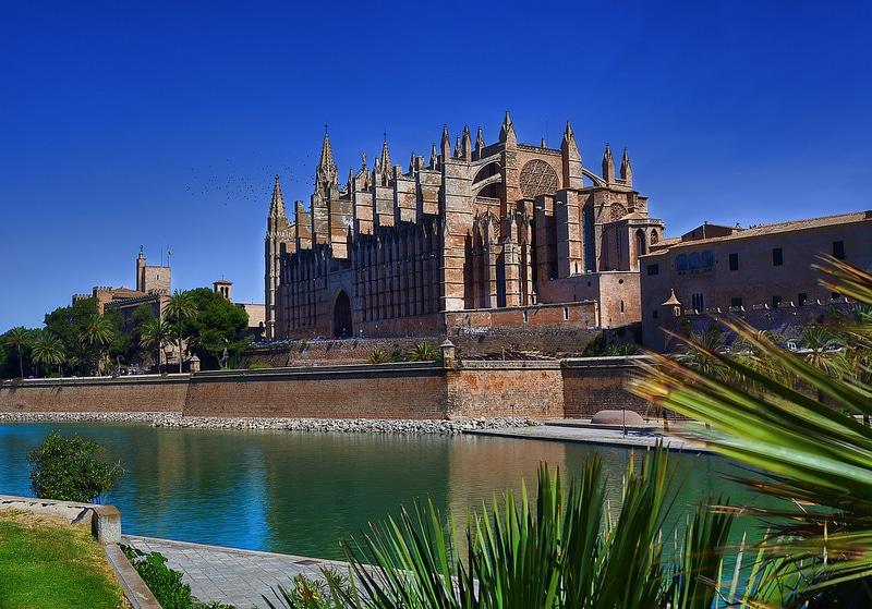 La Seu, cathédrale Santa Maria de Palma de Majorque