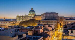 Loger à Rome