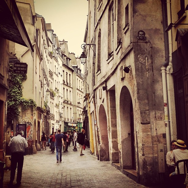 The Marais, Paris