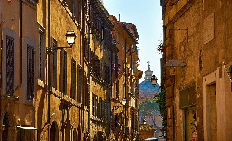 Quartier Monti, Rome