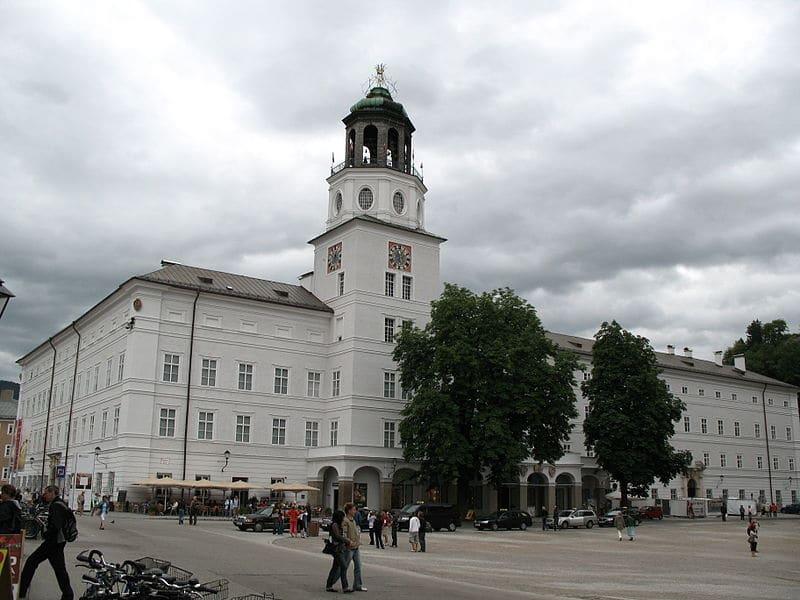 Neugebäude, Salzbourg