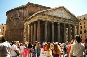 Panthéon, Rome