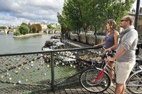 Quais de Seine, bouquinistes, Paris, dep75, France, FVT
