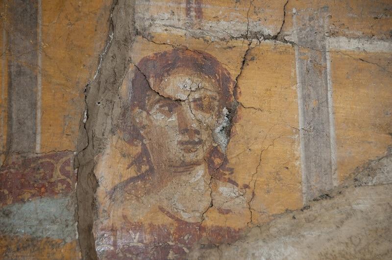 Peinture à Pompéi