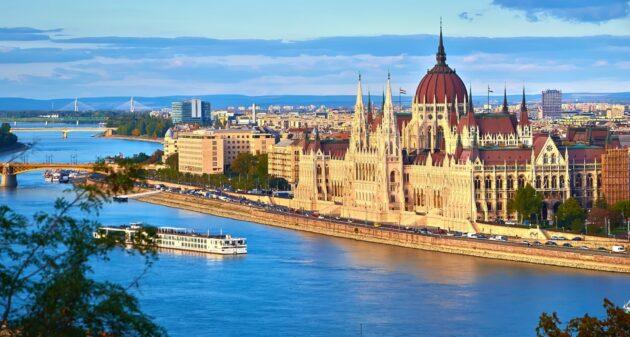 Les 10 plus longs fleuves d'Europe